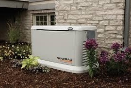 Image of a Generac Power Generator 17KT