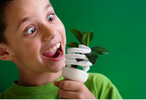 energy's future in ours kid's hands