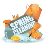 Spring Cleaning Save Electricity