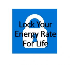 Home Electricity Rate Fixed for Life