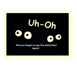 What will happen if I don't pay my electricity bill
