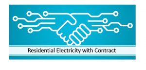 Residential Electricity with Contract