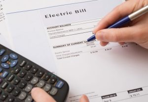 Residential Electricity With A Contract