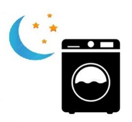 Why is Good to Do Laundry at Night – Prepaid Electricity