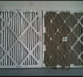 Pay less electricity cleaning your air filter
