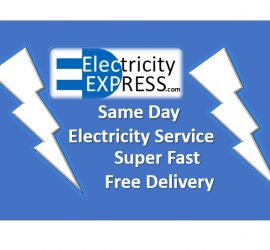 Same Day Electricity Service