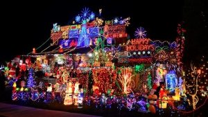 Save energy this Christmas, Christmas Lights Cost 1