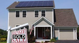 Go Solar & Increase Home Value