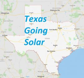 Solar Panels Installation in Texas