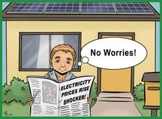 The biggest misconception about solar panels