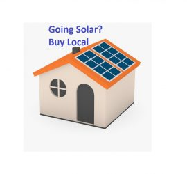 Companies that sell solar panels near me