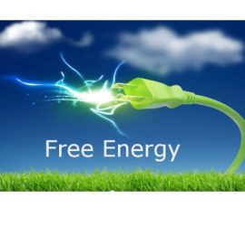 Free Electricity – Be your own electric company