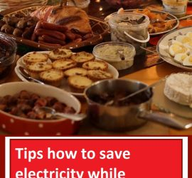 Holiday Energy Saving Tips 3 Cooking