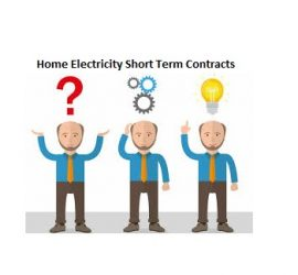 Home Electricity Short Term Contracts