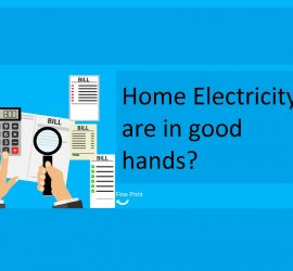 Home Electricity, are in good hands?