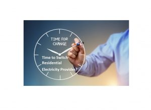 Switching Residential Electricity Provider