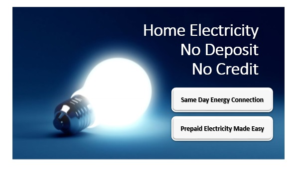 No Deposit Electricity Companies in Texas