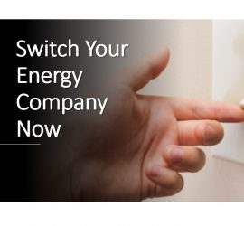 Switch Your Energy Company Now