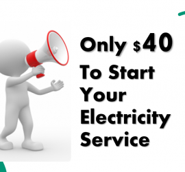 New prepaid electricity service in Texas
