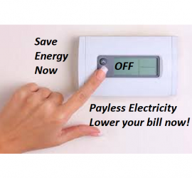 Payless Electricity This Fall Season
